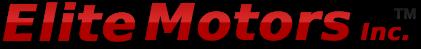 Elite Motors Inc. Logo