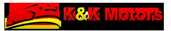 K & K Motors Logo