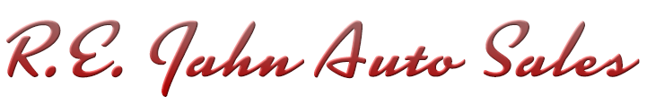 R.E. Jahn Auto Sales Logo