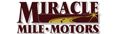 Miracle Mile Motors Logo