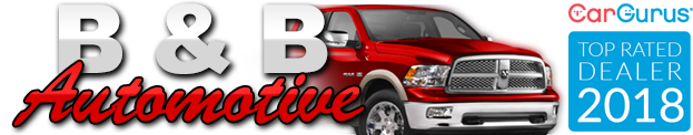B & B Automotive Logo