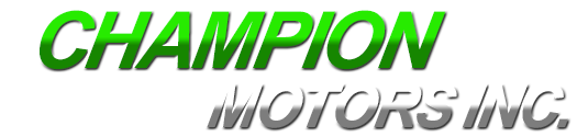 Champion Motors Inc Logo