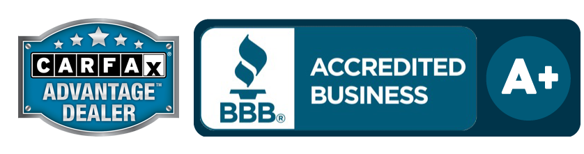 carfax and BBB logos