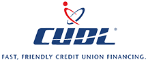 we offer credit union financing through CUDL