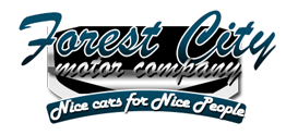 Forest City Motor Company Logo