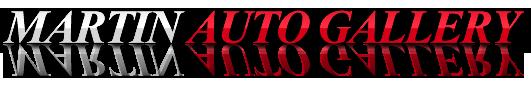 Martin Auto Gallery Logo