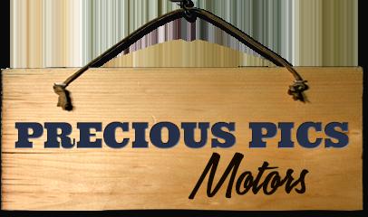 Precious Pics Motors Logo