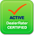 Dealer Rater Badge