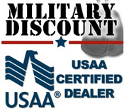 USAA Certified Dealer