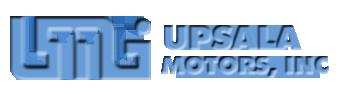 Upsala Motors Logo