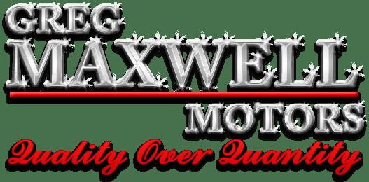 Greg Maxwell Motors Logo