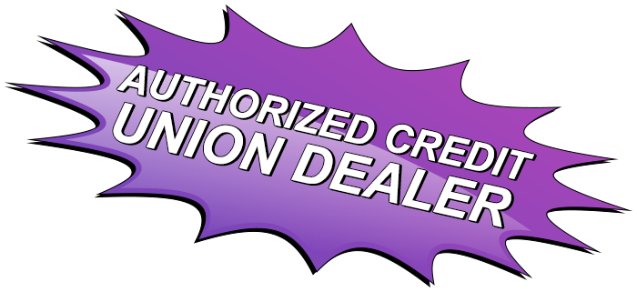 authorized credit union dealer