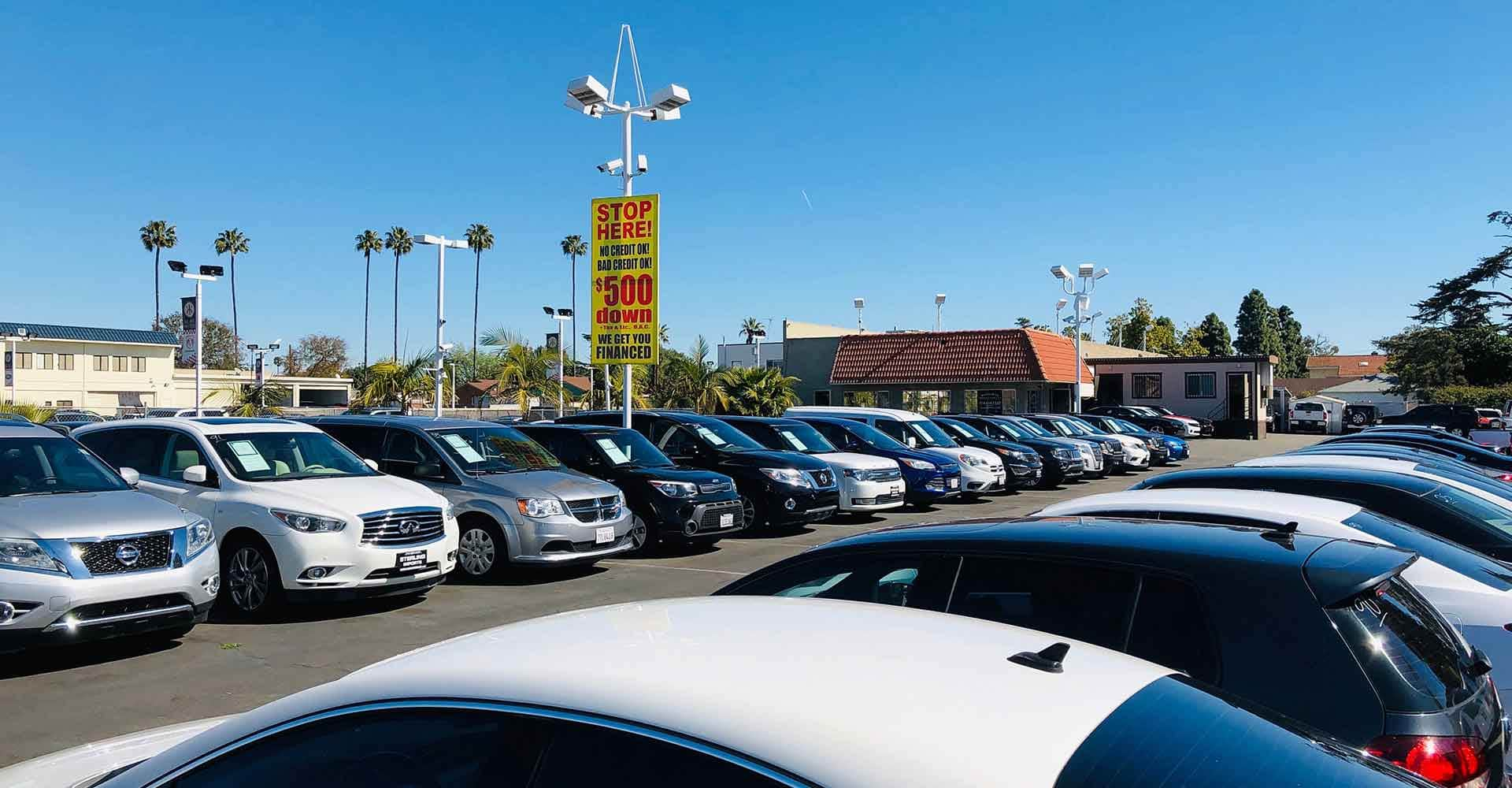 500 Down Car Lots >> Used Cars Santa Ana Ca Used Cars Trucks Ca Sterling