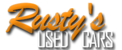Rusty's Used Cars Logo