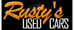 Rusty's Used Cars Logo