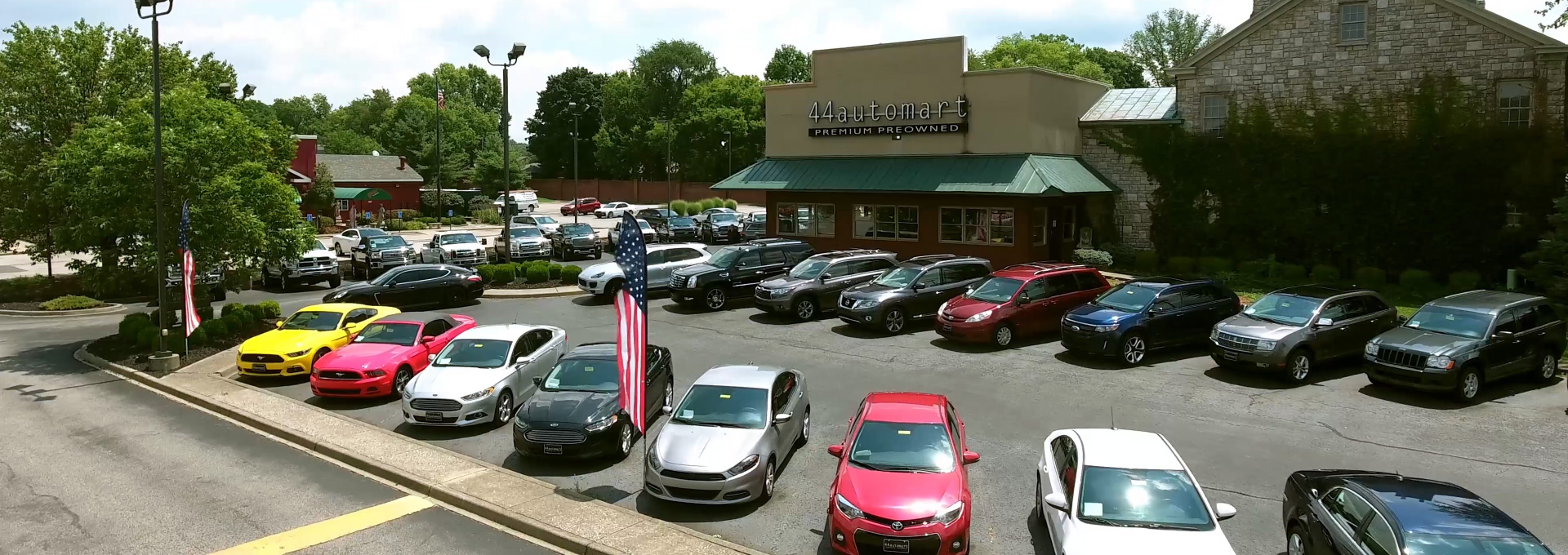 Car Dealerships Louisville Ky >> 44 Auto Mart Hurstbourne Louisville Ky New Used Cars