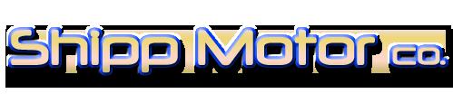 Shipp Motor Company Logo