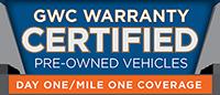 GWC warranty logo