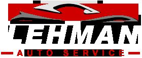 Lehman Auto Service Logo