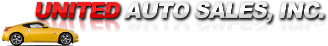 United Auto Sales Logo