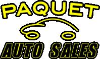 Paquet Auto Sales Logo