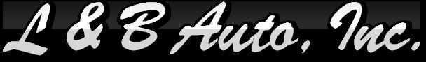 L & B Auto Inc. Logo