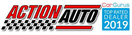Action Auto LLC. Logo