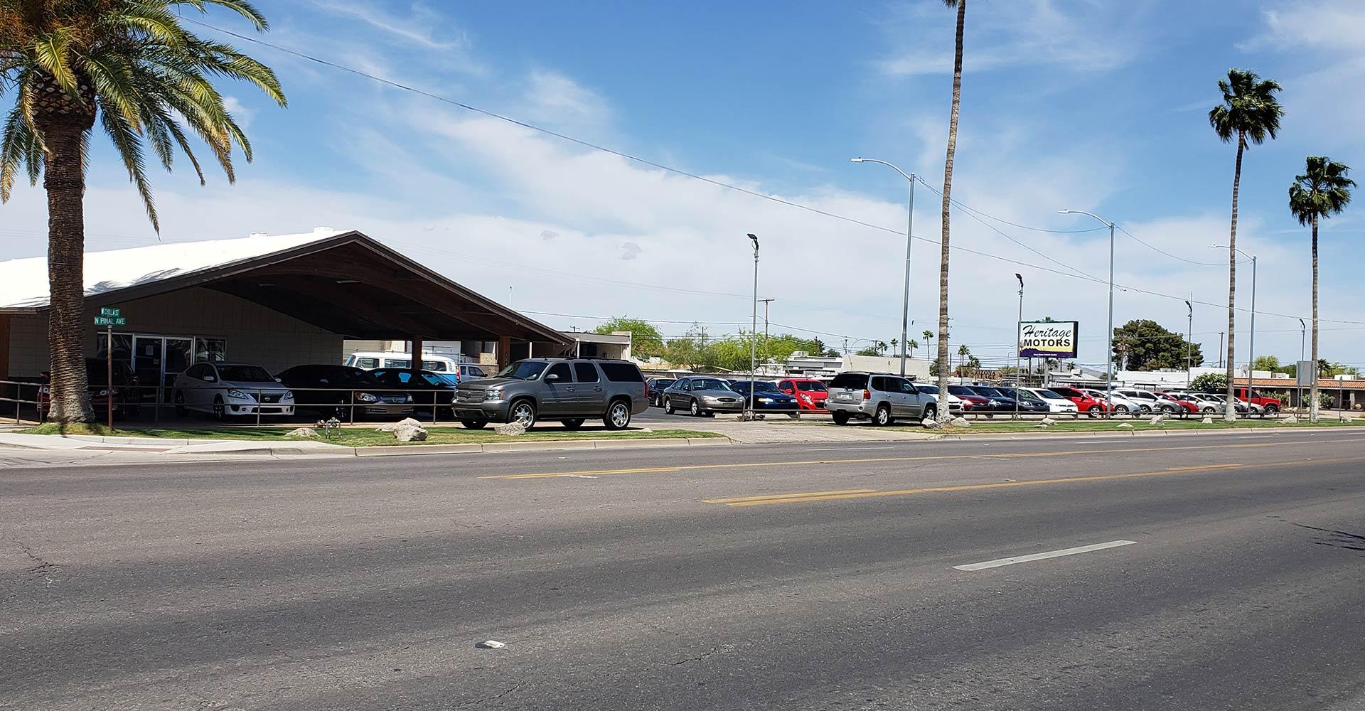 Buy Here Pay Here AZ | Heritage Motors in Casa Grand AZ