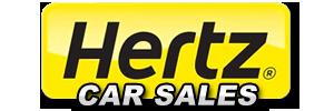 Hertz Car Sales Logo