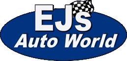 EJ's Auto World  Logo