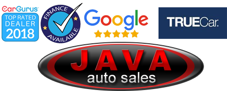 Java Auto Sale Logo