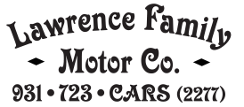 Lawrence Family Motor Co Logo