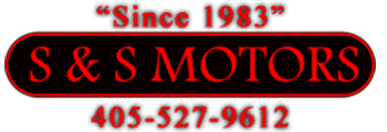 S & S Motors Inc Logo