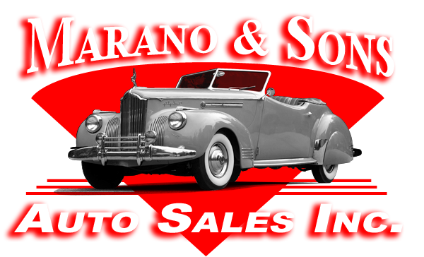 Marano & Sons Auto Sales, Inc. Logo