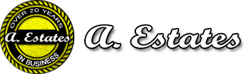 A. Estates Inc. Logo