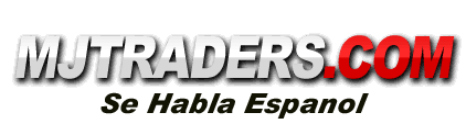 MJ Traders Logo