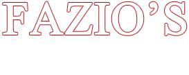 Fazio's Auto Sales Logo
