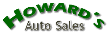 Howard's Auto Sales McKinley Logo