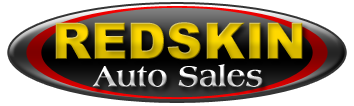 Redskin Auto Sales Logo