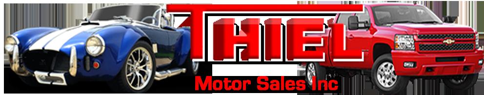 Thiel Motor Sales Logo