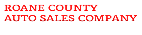 Roane County Auto Sales Company Logo