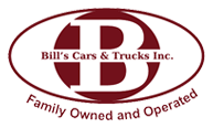 Bills Cars and Trucks Logo