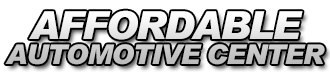 Affordable Automotive Center Logo
