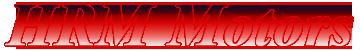 HRM Auto Sales Logo