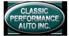Classic Performance Auto Inc. Logo