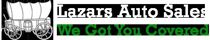 Lazars Auto Sales Logo