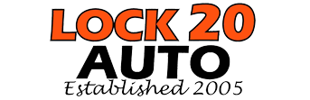 Lock 20 Auto Logo