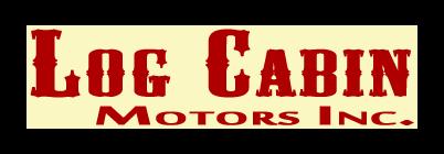 Log Cabin Motors Inc. Logo