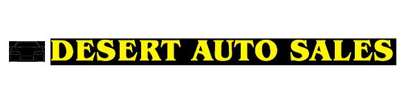 Desert Auto Sales Logo