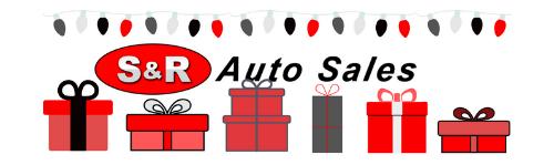 S&R Auto Sales Logo